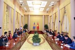 Chủ tịch nước tiếp đại sứ, đại biện các nước ASEAN tại Việt Nam