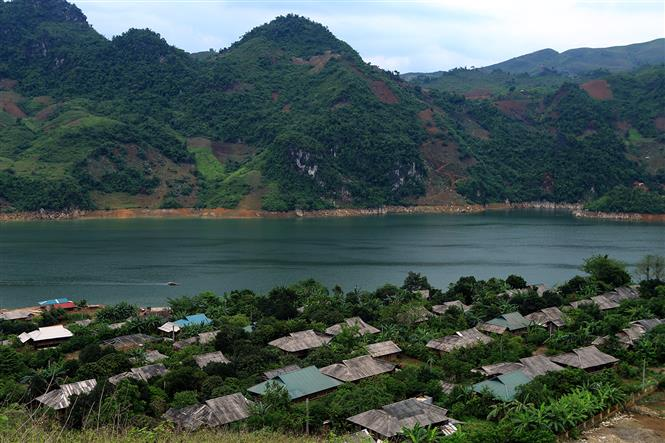Huoi Long is located in an intriguing location, a junction of Son La, Lai Chau and Dien Bien provinces (Photo: VNA)