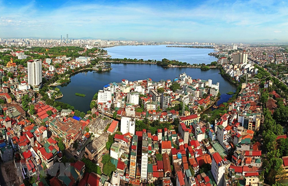 In July 1999, Hanoi was the only city in Asia-Pacific to be honoured as a 'City for Peace' by UNESCO (Photo: VNA)