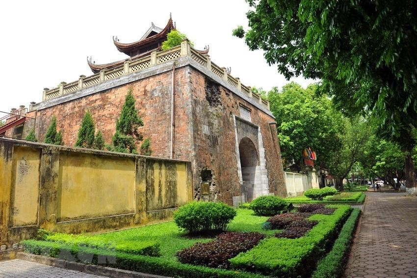 Thang Long Imperial Citedal (Photo: VNA)