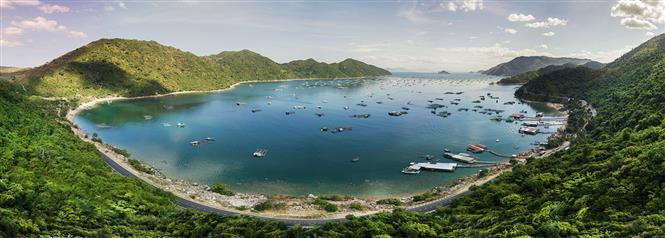 Vung Ro Bay (Photo: VNA)