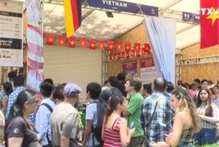Vietnam promotes culture at Mexican fair