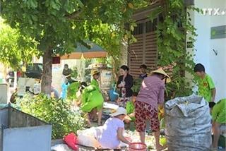 Kids' environmental club in Da Nang