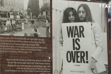 Hanoi exhibition tells stories of peace