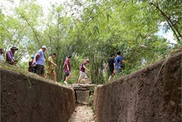 Special national relic site: Vinh Moc Tunnels and Vinh Linh trench