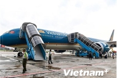 Vietnam Airlines puts Boeing 787-10 Dreamliner into operation
