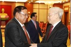 57 years of Vietnam-Laos diplomatic ties