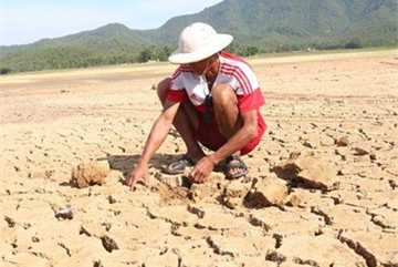 Severe drought hits central Vietnam