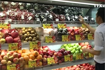 Local fruit strives to win back domestic market