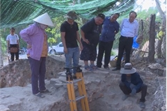 Champa culture antiques uncovered in Phu Yen province