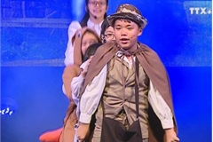 Musical Nobody's Boy staged in Hanoi