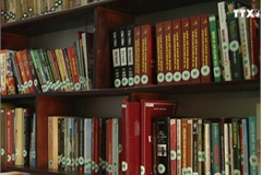 Community library model thriving among young people