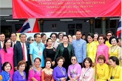 NA Chairwoman visits Thailand's Udon Thani province