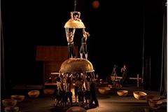 Sydney Opera House blown away by Vietnam Bamboo Circus show