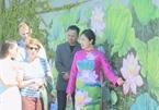Mural celebrates Vietnam-France friendship