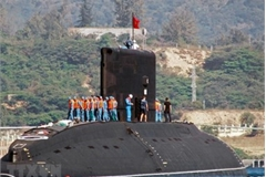 Submarine Brigade 189 enhances territorial defence capacity