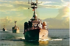 Elite and modern Vietnamese naval force