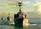 Elite and modern Vietnamese naval force