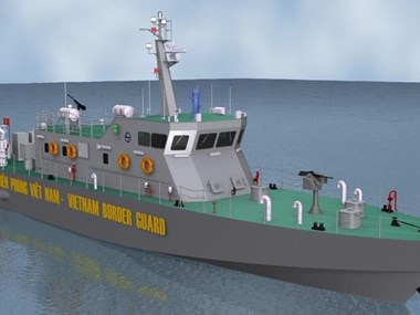 India to build patrol ships for Vietnam