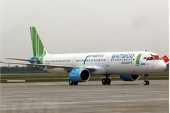 Bamboo Airways' fleet could reach 30 by 2023