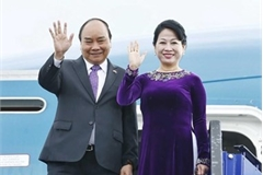 PM flies to Bangkok for 34th ASEAN Summit