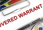 Covered warrants to be officially listed on June 28