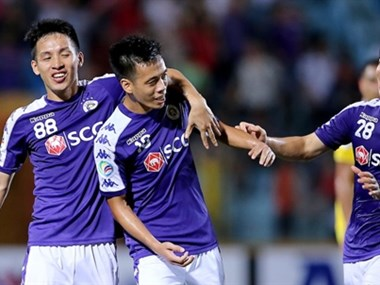Hanoi FC enters final of AFC Cup's ASEAN Zone