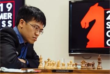 Vietnamese Grandmaster has first win at Summer Chess Classic