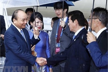 PM talks to Japanese media on Japan visit, G20 Summit attendance