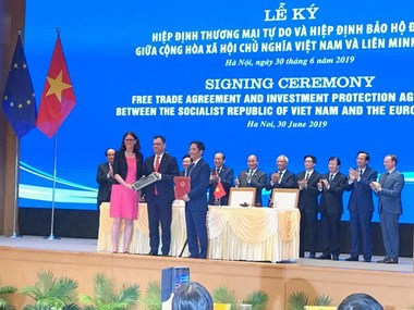EVFTA puts pressure on Vietnamese firms to better competitiveness
