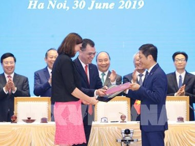 EVFTA - a lever for Vietnam's economic growth