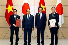 JBIC provides $200 mln credit for Vietnam's energy projects