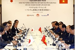 Vietnam welcomes high-quality projects from Japan: PM Nguyen Xuan Phuc