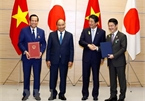 Vietnam, Japan agree on employing specific skilled workers