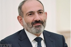 Armenian PM begins official visit to Vietnam