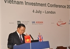 VN investment promotion conference held in London