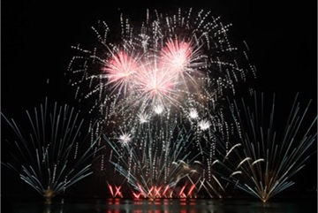 Finland wins Da Nang International Fireworks Festival 2019
