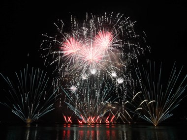 Finland wins Da Nang International Fireworks Festival 2019