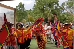 Vietnam's culture boosted in Lyon
