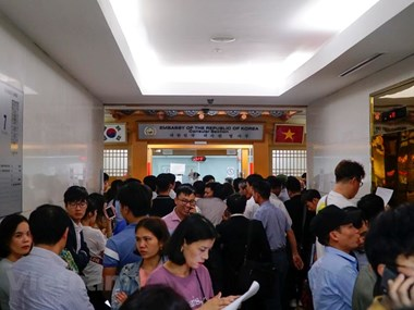 RoK restricts five-year visas for Vietnamese citizens