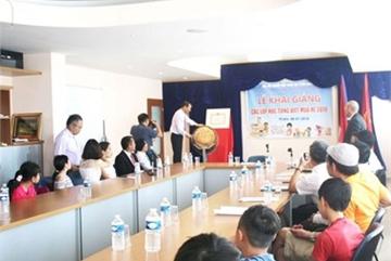 Summer Vietnamese classes open in Prague