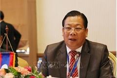 Vietnam, Laos review crime fight