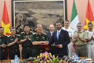Vietnam, Italy convene third defence policy dialogue
