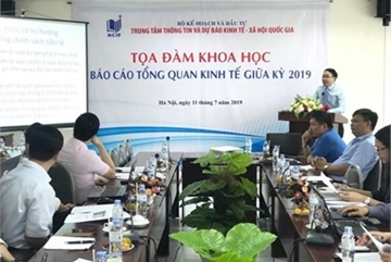 Economists: Vietnamese economy could grow by 6.86 pct in 2019