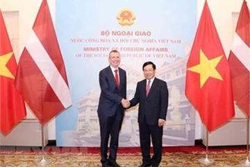 Vietnam, Latvia seek ways to enhance ties