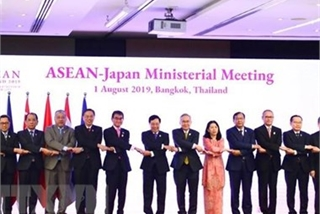 Vietnam co-chairs ASEAN-Japan Ministerial Meeting