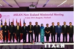Vietnam active at multilateral, bilateral meetings within AMM-52