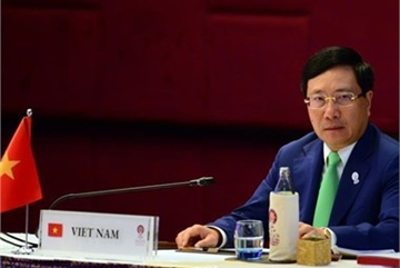 Vietnam attends 20th ASEAN+3 Foreign Ministers' Meeting