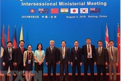 Vietnam attends RCEP Intersessional Ministerial Meeting in China