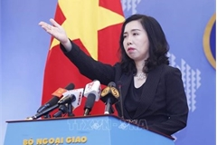 Vietnam hands diplomatic note opposing China's military drills